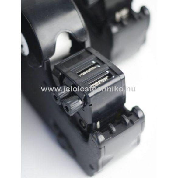 Blitz L17 (11+7 karakteres) árazógép
