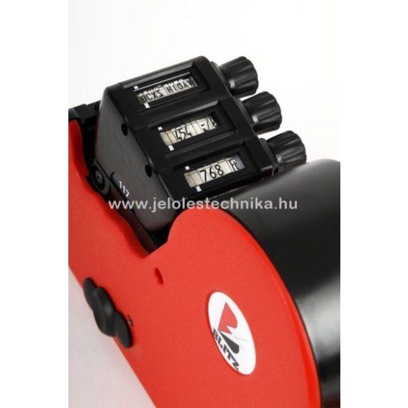 Blitz T117-A1 (11A+11+7 karakteres) árazógép