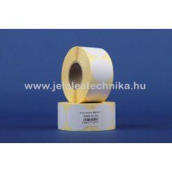 40mm VELLUM (matt papír) körcímke, 1000db/tekercs