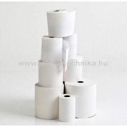 Hőpapír 57/30/12mm (8fm/tekercs); 100tekercs/doboz