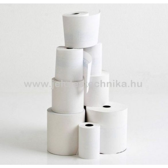 Hőpapír 37/50/12mm (28fm/tekercs); 100tekercs/doboz