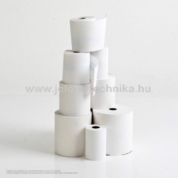 Hőpapír 57/37/12mm (14 fm/tekercs); 100tekercs/doboz