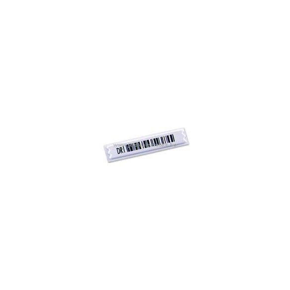 UltraStrip címke (Akusztomagnetikus Áruvédelmi Címke)