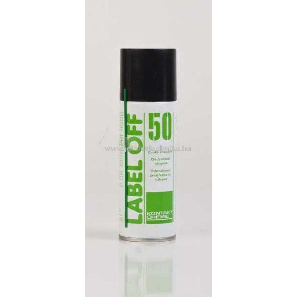 Címke eltávolító spray Label Off 50