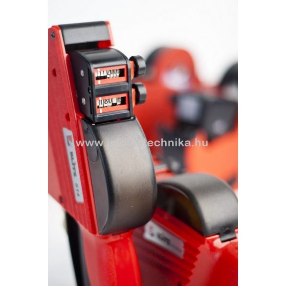 Blitz S16 (8+8 karakteres) árazógép